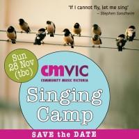 2021 Amberley Singing Camp - 16 October