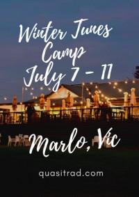 Quasitrad presents 'Winter Tunes Camp'