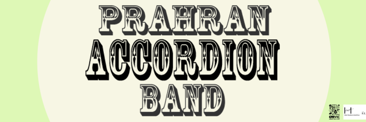 Prahran Accordion Band - A StreetSounds Band