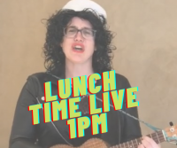 Just Holler Lunchtime Sings are back!